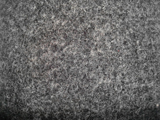 Wool Blenched Heather Terry Fleece Jersey Fabric