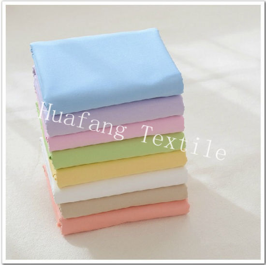 100% Polyester Fabric 58/59'' White&Dyed (HFPOLY)