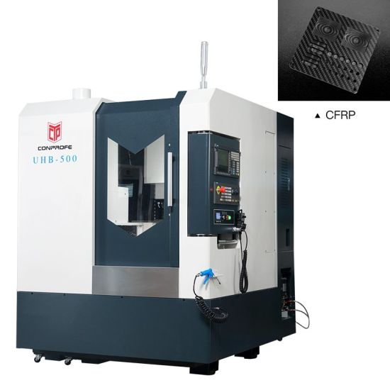 China High Speed Precise Vertical CNC 3 Axis Automatic Milling Machine for Sale