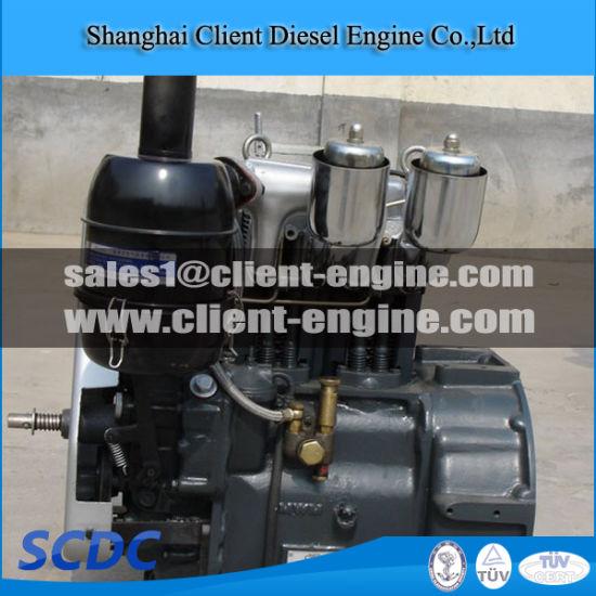 High Quality Air-Cooling Engine Deutz-Mwm D302-2 Diesel Engines