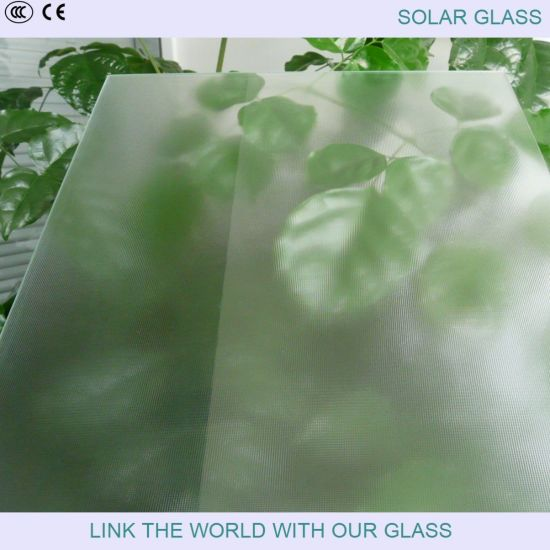 Float Glass, Solar Panel Glass, Solar Collector Glass/BIPV Glass pictures & photos