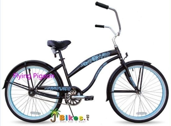 "Single Speed Strong 26""*2.125 Cruiser Bike (FP-BCB-C002) pictures & photos"