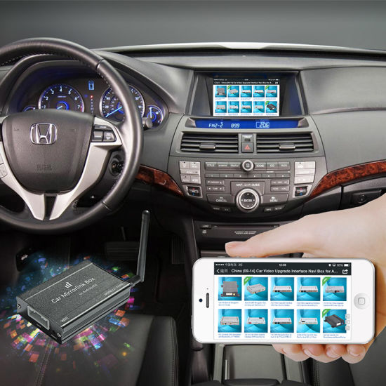 """(Revolutionary) Android, Ios, Car Mirroring for """"in-Car"""" Entertainment"""