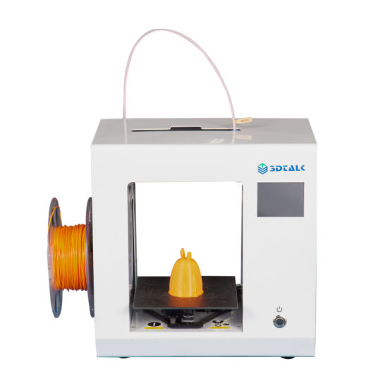 3DTALK China Cheap DIY FDM 3D Printing Size 160*160*155mm Newly Printer Machine with High Quality