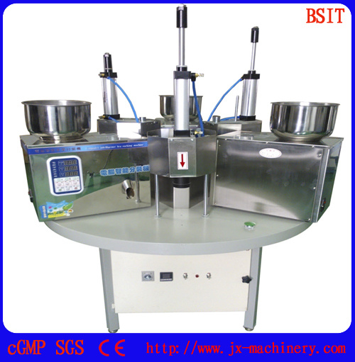 Tea Cup Hidden Filling Sealing packaging Machine for Lbz-II pictures & photos