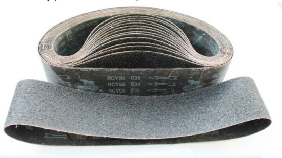 Ceramic Abrasive Belt (FPS18) (SGS certificate) pictures & photos