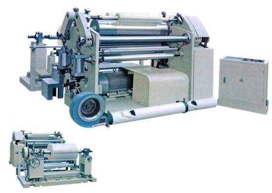 Jfq-M650 Slitting Machine for Surface Rolling