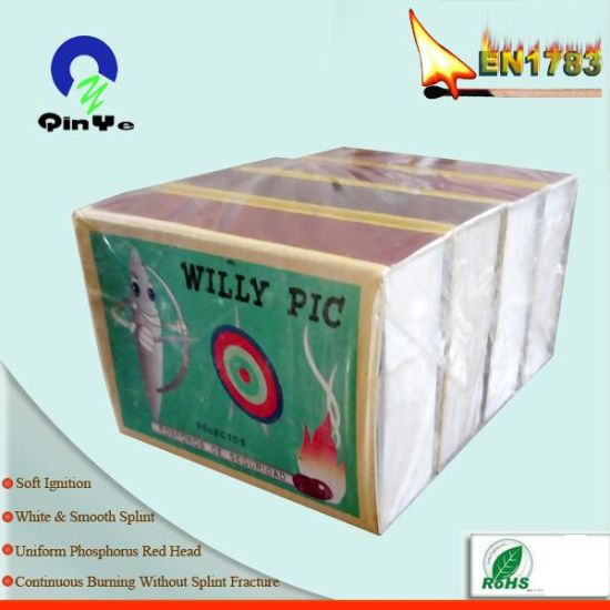Wholesales Customized Premium Mint Gift Wooden Matches pictures & photos