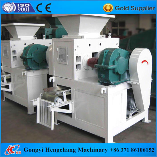 Low Energy Consumption BBQ Briquettes Making Machine pictures & photos