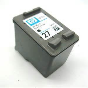 Compatible 27 28 C8727A C8728A Ink Cartridges with New Chip