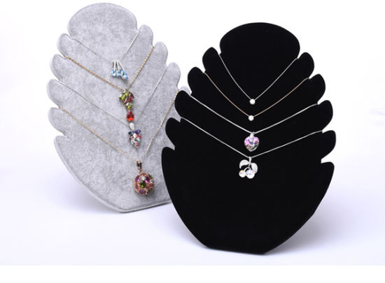 Jewels Display Shelf Jewelry Display Rack for Necklace (Ys13) pictures & photos