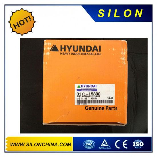 China Spare Parts for Hyundai Excavators Boom Cylinder Oil Seal Kits