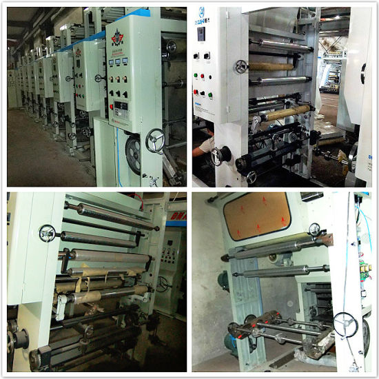 General Rotogravure Printing Machine, Film Printing, Rotogravue Press (AY1100A) pictures & photos