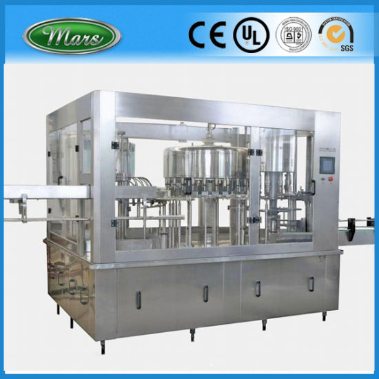 China Complete Water Production Line Supplier