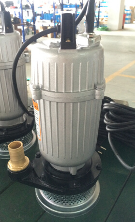 Qdx 0.37kw/0.55kw/0.75kw Electric Submersible Water Pump pictures & photos