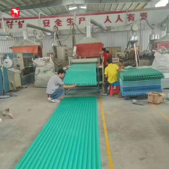 China Roof Tile Used Upvc Corrugated Plastic Roofing Sheet China Vinyl Roofing Sheets Green Corrugated Roofing Sheet