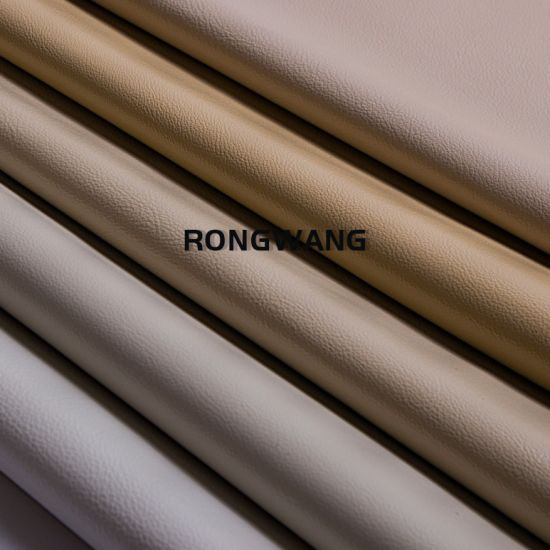 Wear Resistent PVC/PU Leather for Bags, Furniture and Car Seat