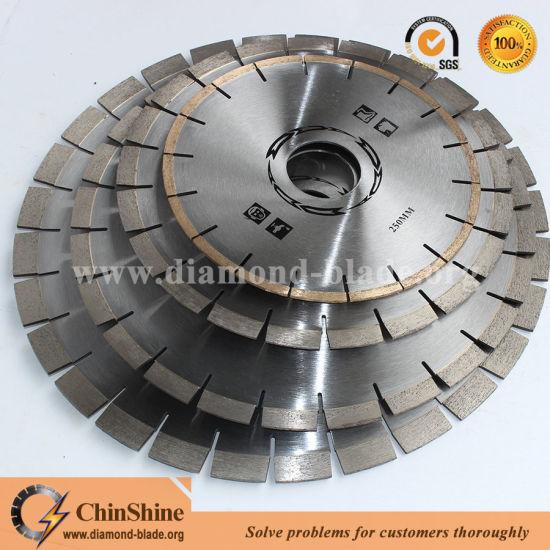 Diamond Cutting Saw Blade for Granite Marble Quartz Sandstone Concrete