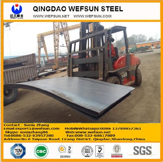 Hot Rolled Steel Sheet ASTM A36 pictures & photos