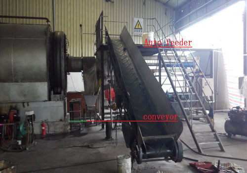 Tires Recycling to Oil Pyrolysis Plant Semi-Continuously pictures & photos