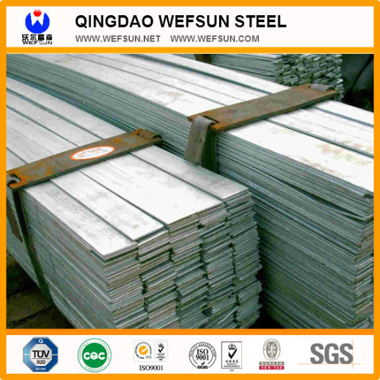 Q195-235 Flat Steel Bar with Great Quality for Building pictures & photos
