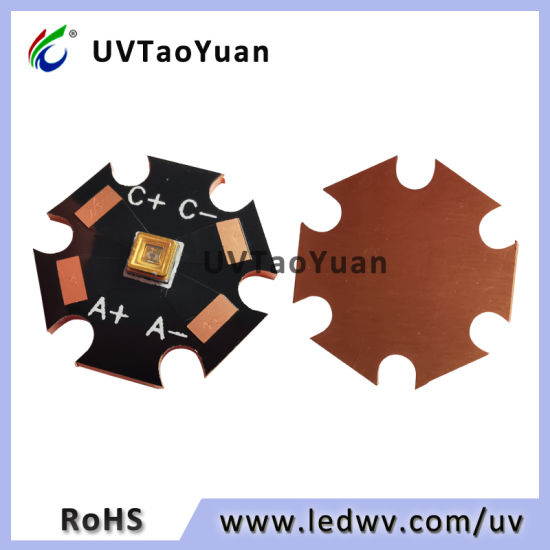 UV Sterilization UVA LED 265+395nm Dual Chip Disinfection LED