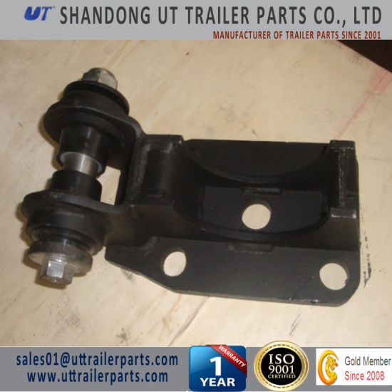 BPW Suspension Spring Clamp Plate Good Quanlity Trailer Parts pictures & photos