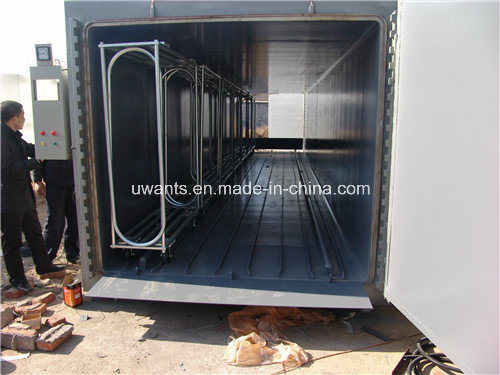 Fully Automatic Mushroom Sterilizer pictures & photos