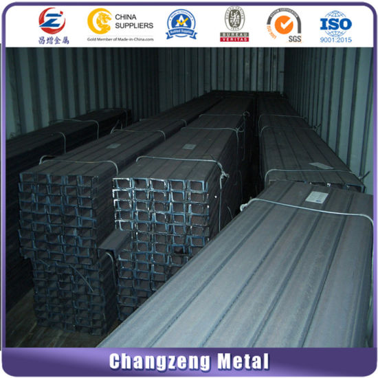 100*48*5mm Hot Rolled Channel Steel with Standard Size (CZ-C58)