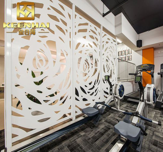 Interior Decorative Stainless Steel Wall Partition pictures & photos