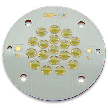 Smart Electronics and High Mechanical Strength Gold Plating Ceramic PCB