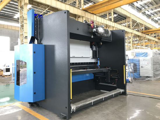 110ton Hydraulic CNC Press Brake with Delem Da58t CNC System pictures & photos
