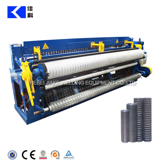 China Stainless Steel Woven Wire Mesh Electric Welded Mesh Machine ...