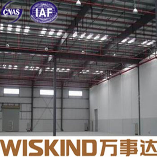 Light Steel Frame/ Steel Framework Structure for Building Material pictures & photos