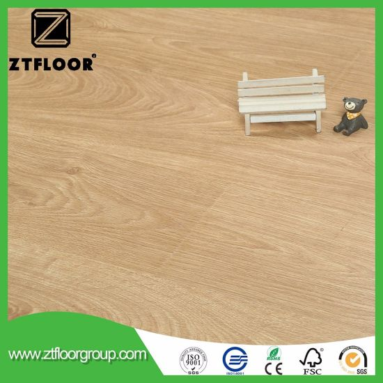 China 12mm New Pattern Wood Texture Surface Hdf Laminated Flooring