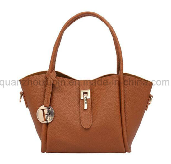 OEM Leisure Women Ladies Lady Tote Hand Shoulder Bag Handbag pictures & photos