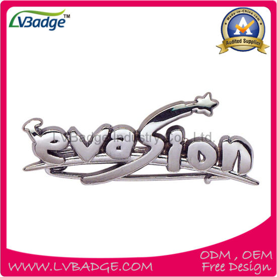 Manufacturer Custom Soft PVC Badge pictures & photos