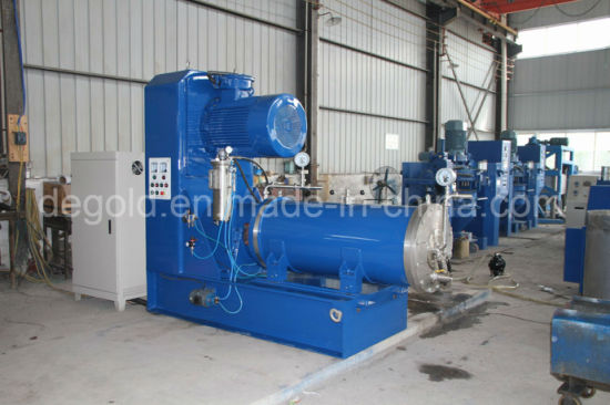 Degold 200 Litre Large Flow Horizontal Bead Mill pictures & photos