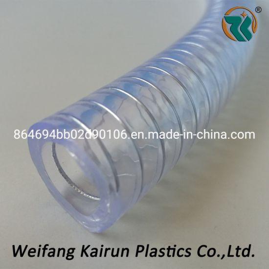 PVC Steel Wire Hose Long Life PVC Hose