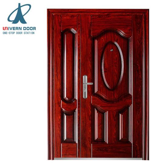 Iron Main Gate Door Design u0026 Price  sc 1 st  ZHEJIANG SOCOOL INDUSTRY AND TRADING CO. LTD. & China Iron Main Gate Door Design u0026 Price - China Iron Door Door