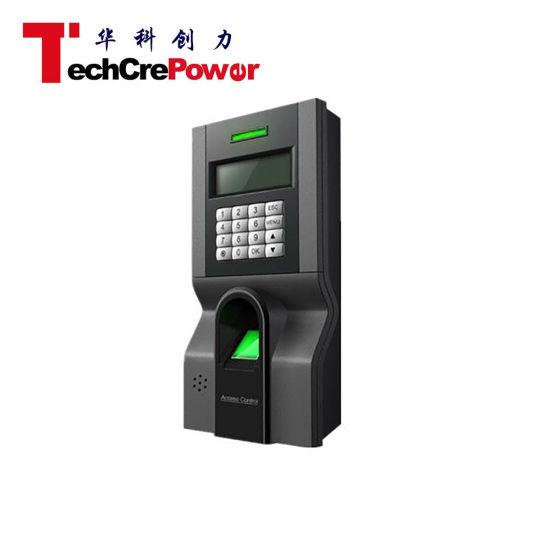 F8 Biometric Fingerprint Terminal Access Control Time Attendance
