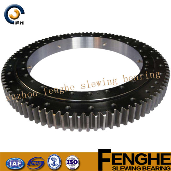 Motor Grader Slewing Ring Bearings pictures & photos
