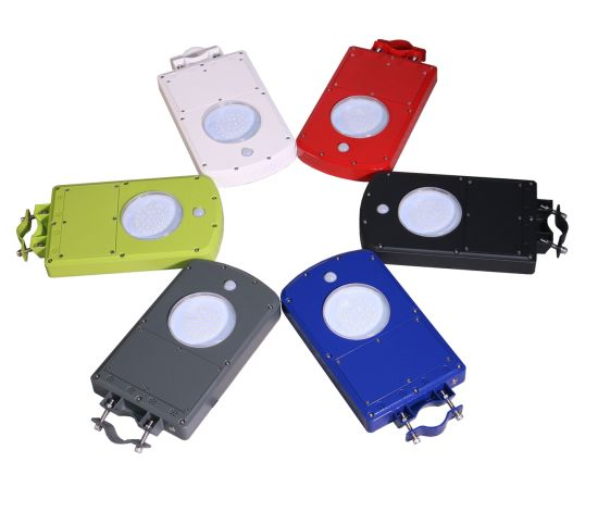 Solar Street Light All in One with Various Colors to Choose