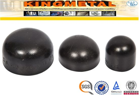 ASTM A350 Lf2 Cl1 Alloy Steel Pipe Fittigns End Cap Price pictures & photos