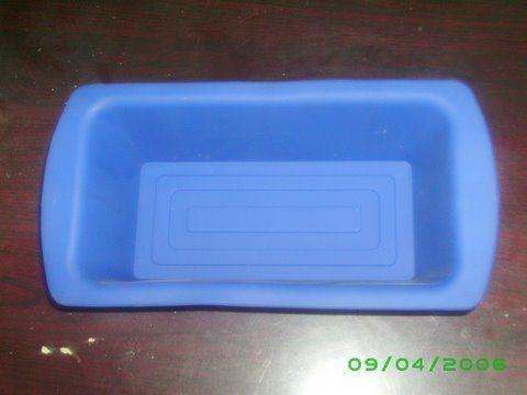 Blue Silicone Pan Worldwide
