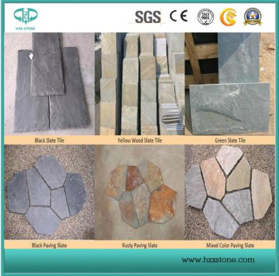 Remarkable Rusty Yellow Green Slate Slate Tiles Mosaic Cultural Stone For Tile Paving Floor Wall Countertop Stair Step Slab Etc Interior Design Ideas Gentotryabchikinfo
