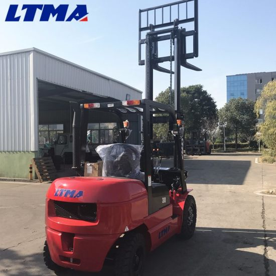 Ltma EPA Approved 3 Ton Diesel Forklift pictures & photos
