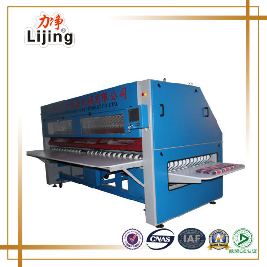Hot Sale Automatic Hotel Laundry Equipment Bed Sheet Folding Machine  (ZD3000 V) For Hotel