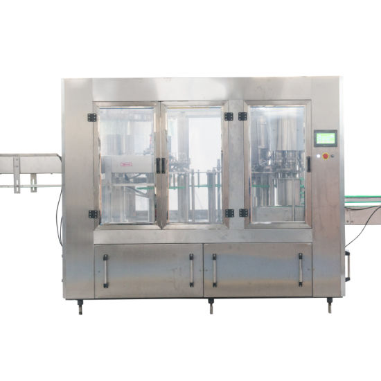 Pet Bottle Small Bottle Water Filling Machine with Low Price