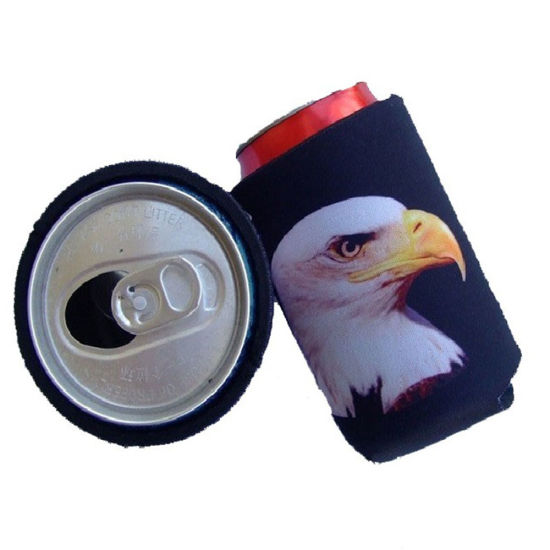 Promotional Beer Drink Neoprene Bottle Holder Can Cooler